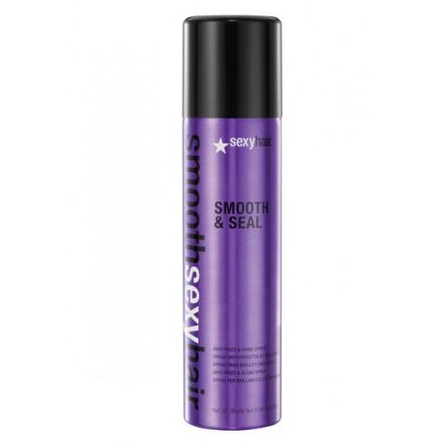 Sexy Hair Smooth Sexy Hair Smooth & Seal Anti-Frizz and Shine Spray 6.8 Oz