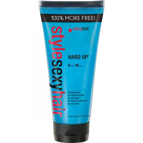 Sexy Hair Style Sexy Hair Hard Up Hard Holding Gel 16.9 Oz