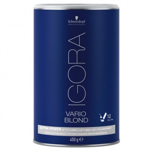 Schwarzkopf Igora Vario Blond Extra Bleach (Up To Level 8) 15 Oz.