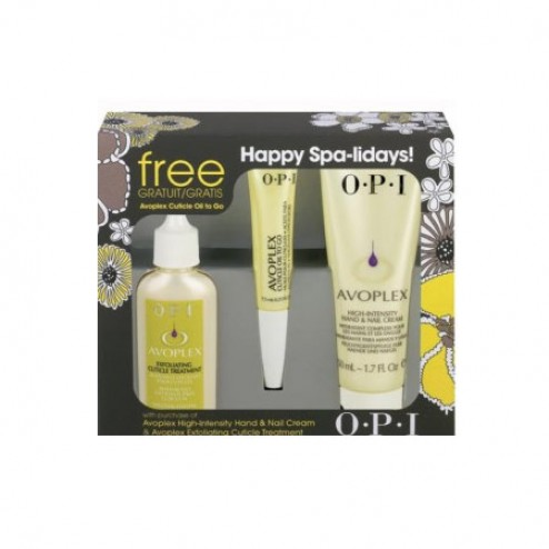 OPI Happy Spa-lidays! FREE With $150 Orders