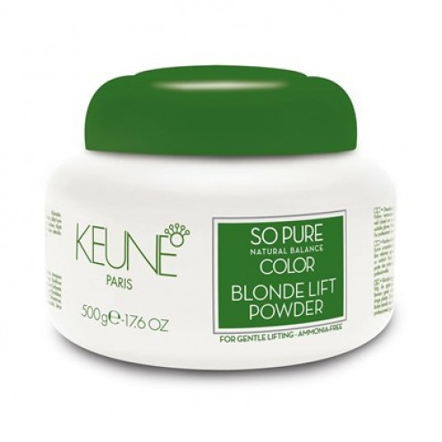 Keune So Pure Color Blonde Lift Powder 17.6 Oz