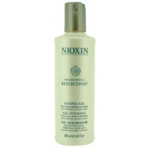 Smoothing Reflectives Styling Gel 6.8 oz by Nioxin