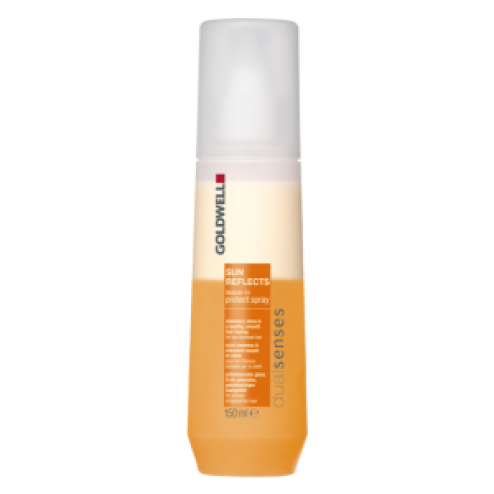 Goldwell Dualsenses Sun Reflects Leave In Protect Spray 5.07 Oz