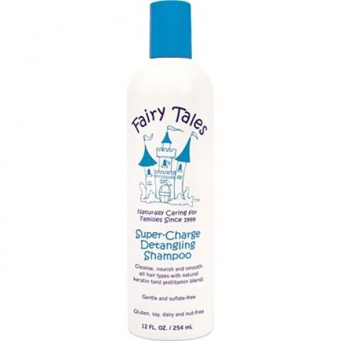 Fairy Tales Super-Charge Detangling Shampoo 12 Fl. Oz.