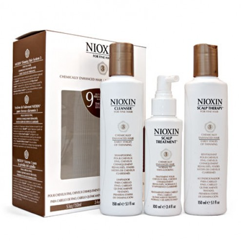 System 3 Starter KIT by Nioxin