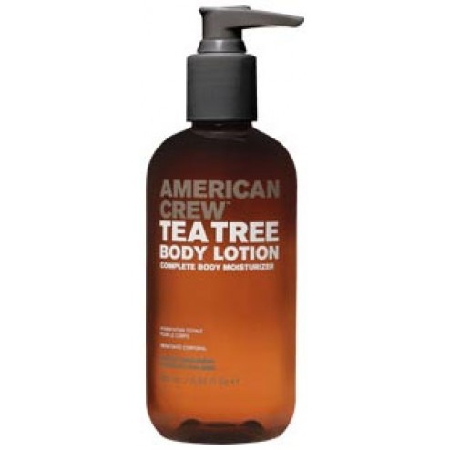 AmericanCrew Tea Tree Body Lotion 8.5 oz