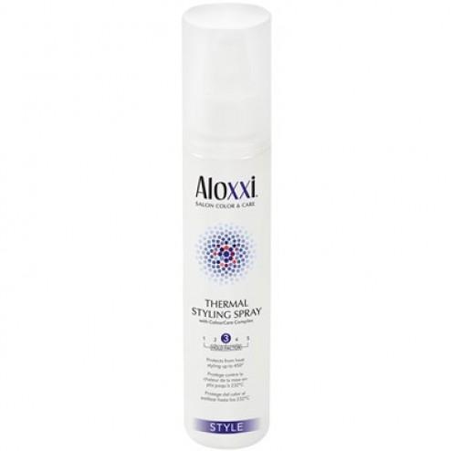 Aloxxi Thermal Styling Spray 5 Oz