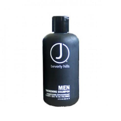 J Beverly Hills Men Thickening Shampoo 12oz