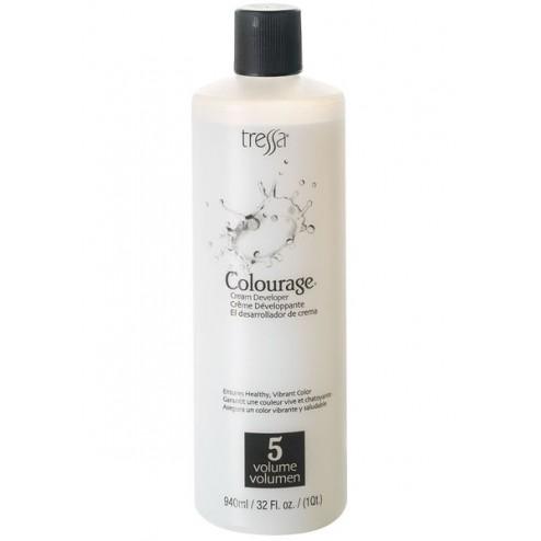 Tressa Colourage Permanent Hair Color Developer 5-Volume 32 Oz