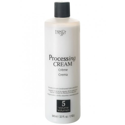 Tressa Colourage Permanent Hair Color Processing Cream 5-Volume 32 Oz