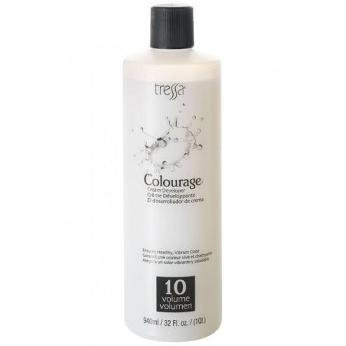 Tressa Colourage Permanent Hair Color Developer 10-Volume 32 Oz