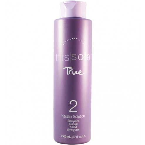 Trissola True Keratin Solution 16.9 Oz