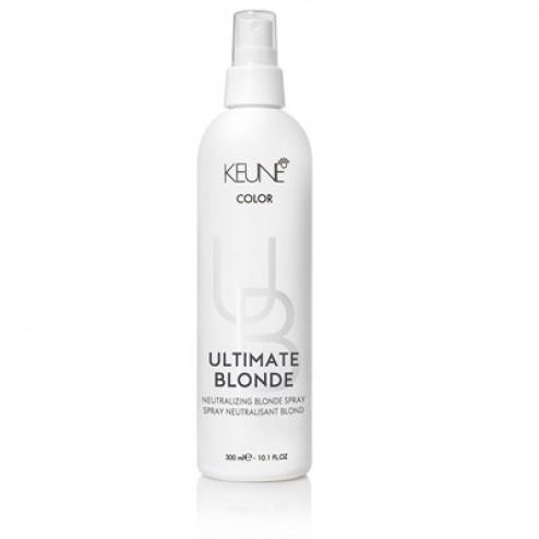 Keune Semi Ultimate Blonde Neutralizing Blonde Spray 10.1 Oz