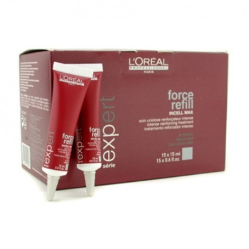 Loreal Serie Expert Force Vector Treatment Refill 15 x 0.6 oz