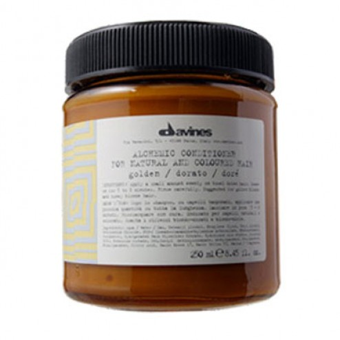 Davines Alchemic Golden Conditioner 33.8 oz