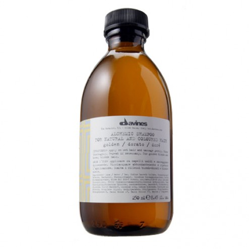 Davines Alchemic Golden Shampoo 33.8 oz