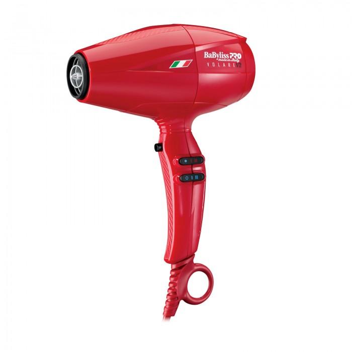 Babyliss Pro Ferrari Red Volare V2 Blow Dryer