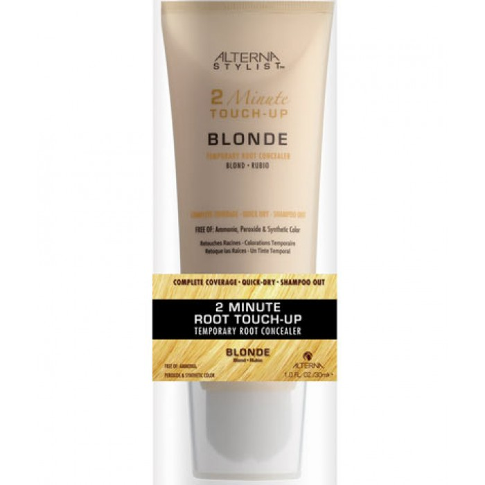 Root Touch Up : Home Alterna 2 Minute Root Touch-Up Blonde