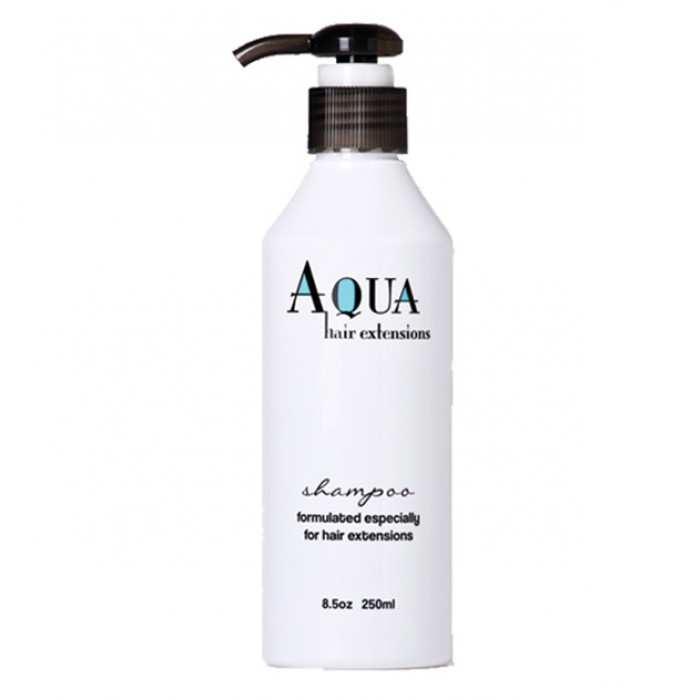 Aqua Hair Extensions Sulfate Free Shampoo