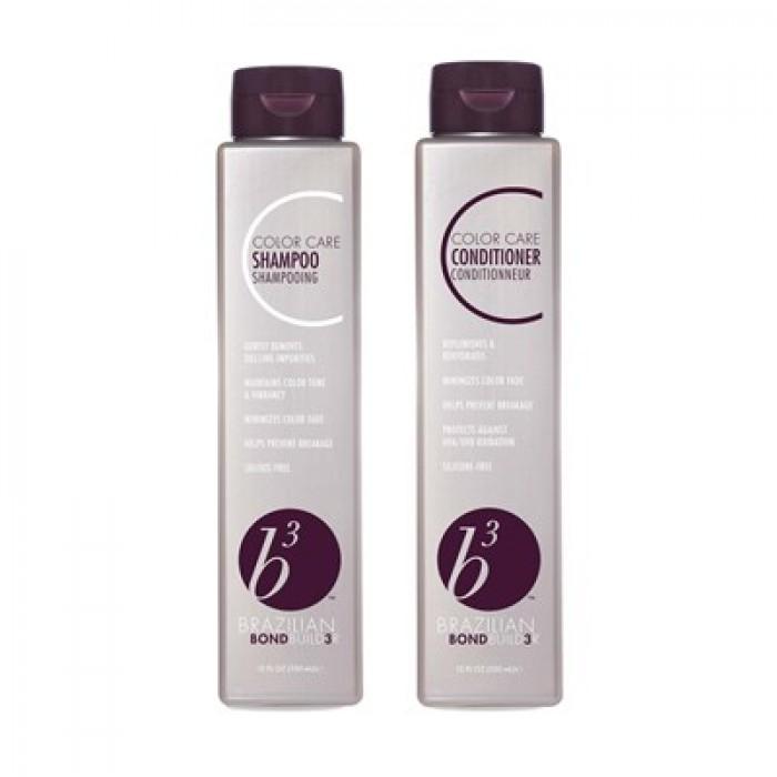 brazilian blowout b3 shampoo amp conditioner duo