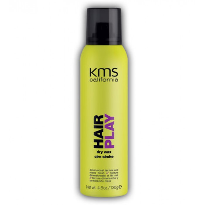 Hair Play Dry Wax 4 6 Oz By Kms California