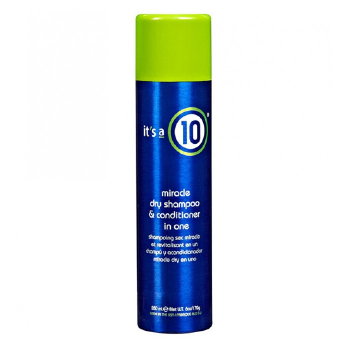 Its a 10 Miracle Dry Shampoo and Conditioner in One