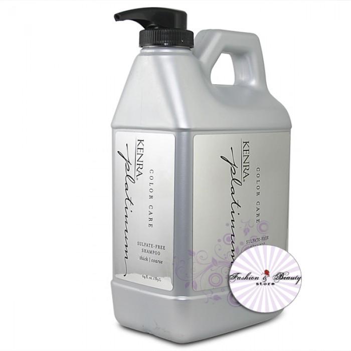 kenra hair care platinum color care sulfate free shampoo. Black Bedroom Furniture Sets. Home Design Ideas