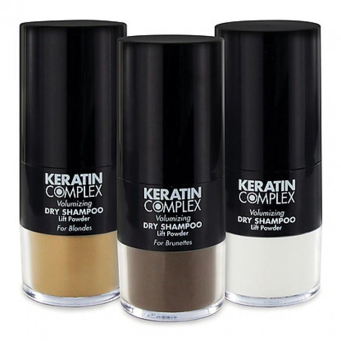 Keratin Complex Volumizing Dry Shampoo Lift Powder