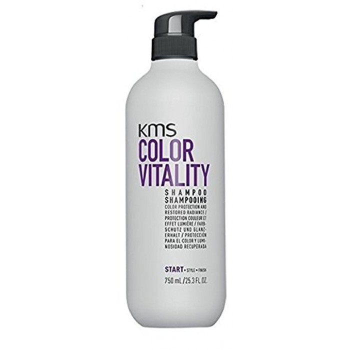 Color Vitality Blonde Shampoo 25 3 Oz By Kms California