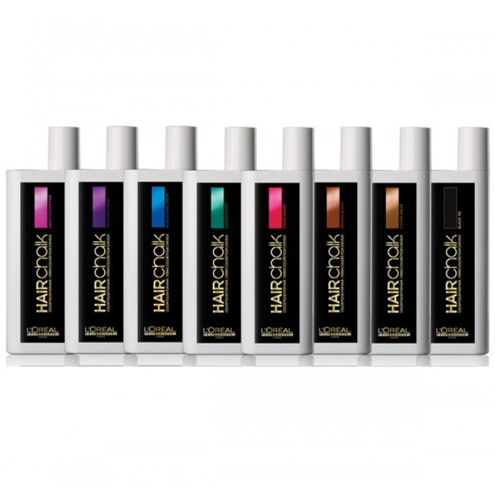 Loreal Hair Chalk  TEMPORARY HAIR COLOR