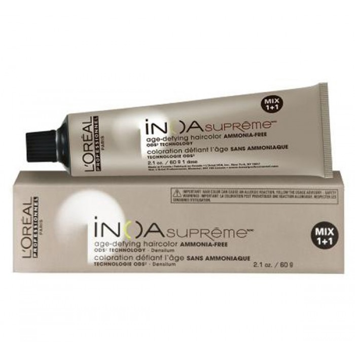 Loreal Inoa Supreme Hair Color Age Defying Ammonia Free