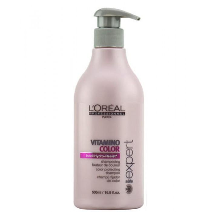 Loreal Serie Expert Vitamino Color Shampoo 16 9 Oz