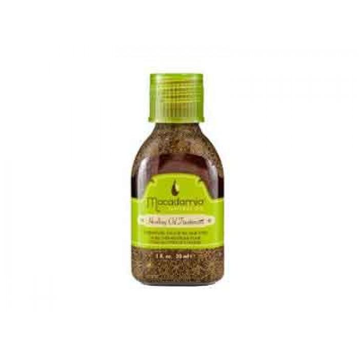 Macadamia Natural Oil Treatment Ingredients