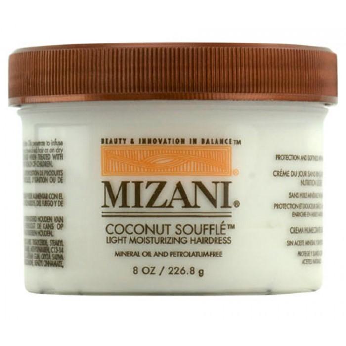 Mizani Coconut Souffle Softening Cream For Curly Hair
