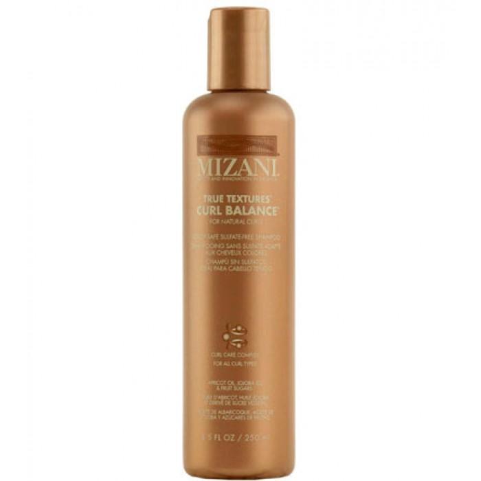Mizani True Textures Curl Balance Shampoo