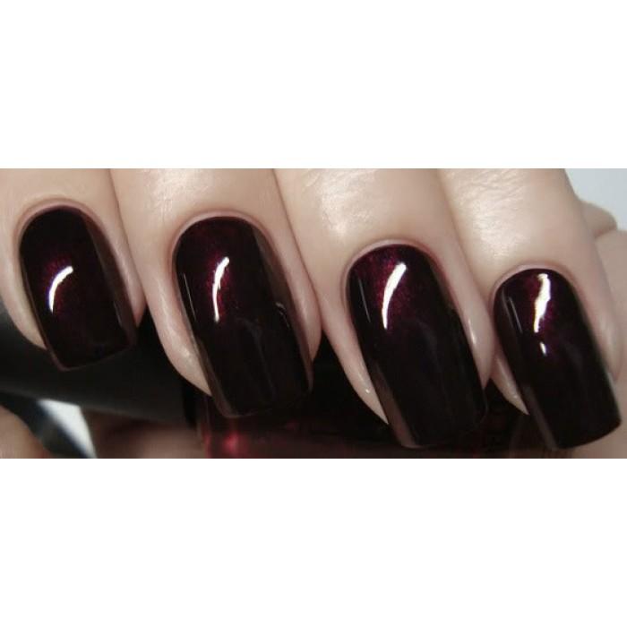 Opi Gelcolor Soak Off Gel Lacquer Black Cherry Chutney