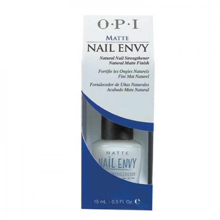 OPI Matte Nail Envy Nail Strengthener 0.5 Oz