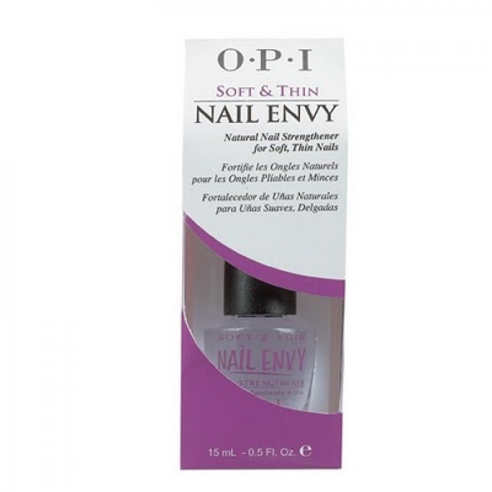 Nail Envy Vs Nail Tek: OPI Nail Envy Natural Nail Strengthener For Soft And Thin