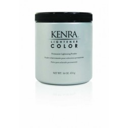 Kenra Lightener Color Blue Bleaching Powder 16 Oz