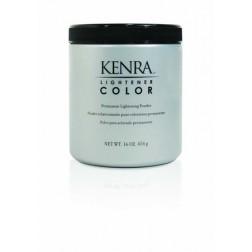 Kenra Lightener Color Blue Bleaching Powder 16 Oz