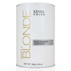 Kenra Color Simply Blue Blonde Lightener Powder 15.8 Oz