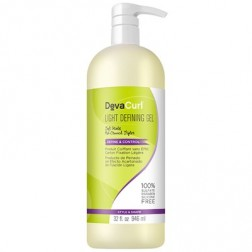 Deva Curl Light Defining Gel 32 Oz