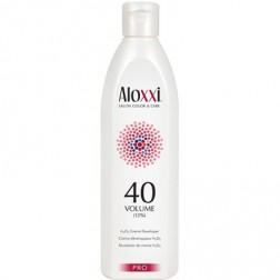 Aloxxi 40 V Creme Developer 16.9 Oz