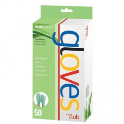 Product Club Aloe Essence Gloves 50 Ct.