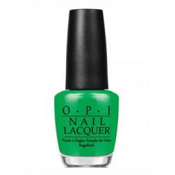 OPI Lacquer Green Come True BC4 0.5 Oz
