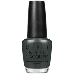 "OPI Lacquer ""Liv"" In The Gray W66 0.5 Oz"