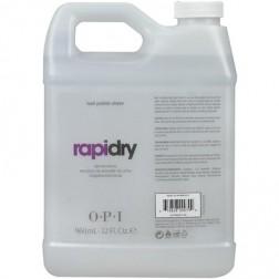 OPI RapidDry Nail Polish Dryer Spray 32 Oz