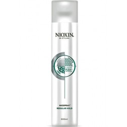 Nioxin 3D Styling Niospray Regular Hold Hairspray 10.6 Oz