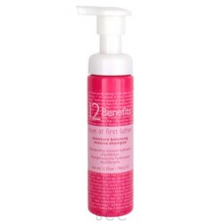 12 Benefits Love at First Lather Shampoo 2.25 Oz.