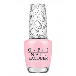 OPI Lacquer Small + Cute = ♥ H84 0.5 Oz